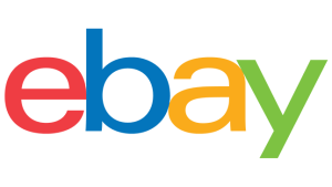 eBay logo - ecommerce giants