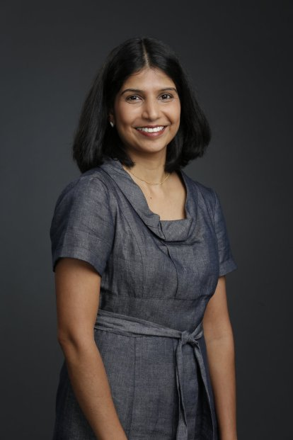 Pictured: Sowmaya Gottipai-VP, Delivery and Portfolio Management (Photo by: Heidi Gutman/NBCUniversal)