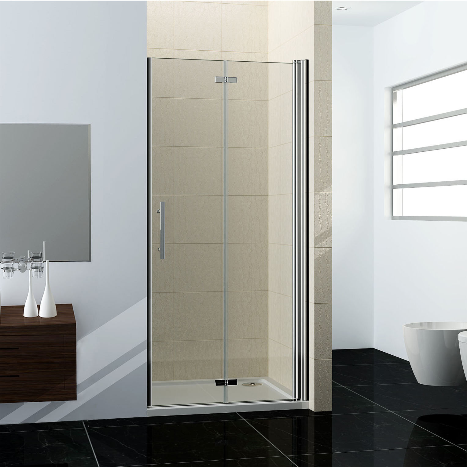 Pivot Doorporte De Douche Plianteverre De Scurit 6mm