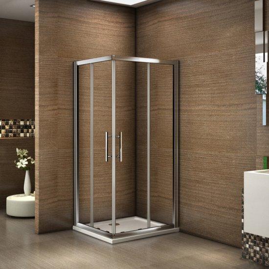 aica porte de douche coulissante 76x70x185cm cabine de douche porte coulissante paroi de douche acces d angle verre securit aica grand choix au