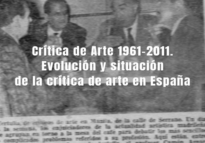 XIII Congreso de la Asociación Española de Críticos de Arte