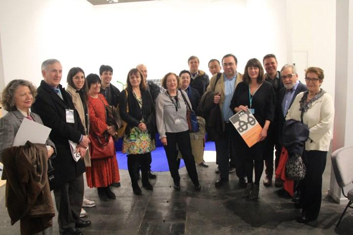 26 Ediciones de los Premios de la Asociación de Críticos de Arte en ARCO (1995-2020)