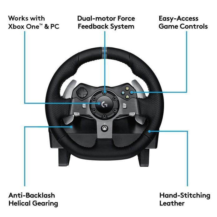 Testing New Logitech G920 on Euro Truck Simulator 2 - Ai Cave