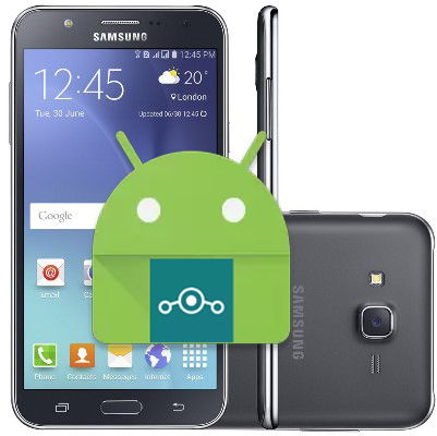 Samsung Galaxy J7 Sprint Lineage Marshmallow Unofficial ROM