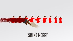 Sin No More - no verse