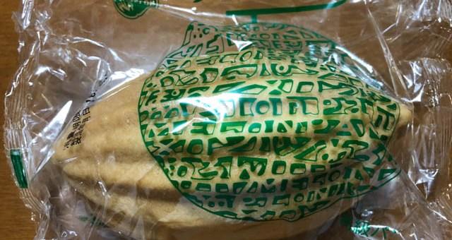 ラグビーボール型メロンパン