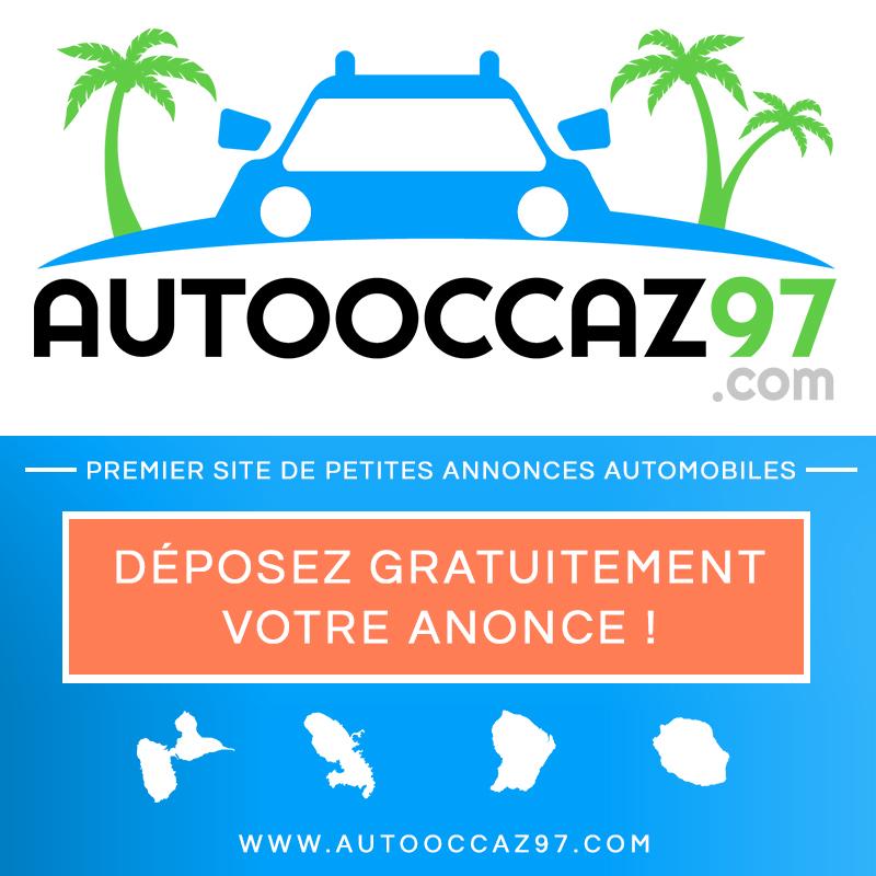 AutoOccaz97 - Petites annonces automobiles voitures occasion antilles guyane martinique guadeloupe la réunion particulier et professionnel