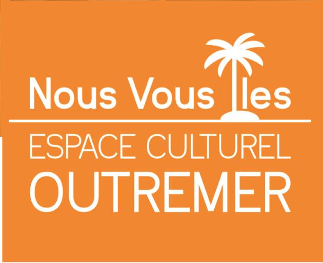 LOGO Nous Vous Iles espaces culturel Outremer AICNF