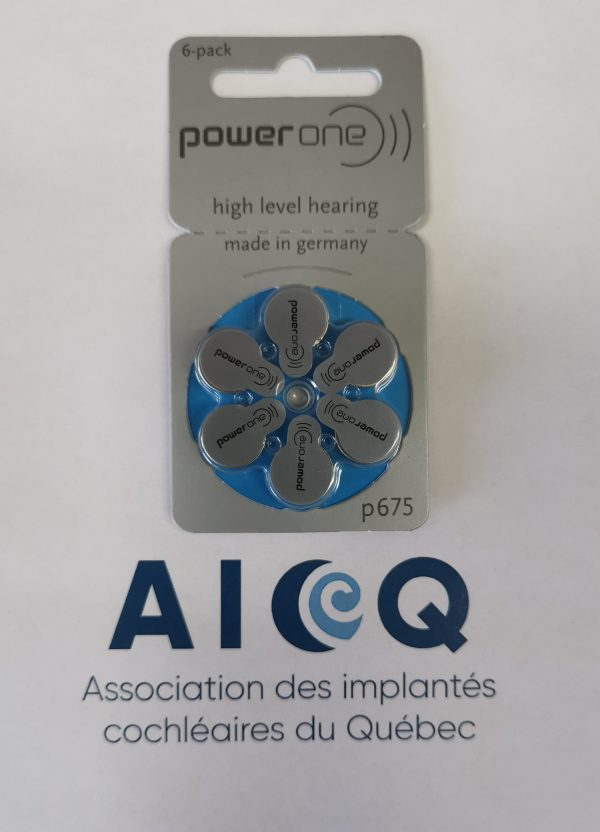 piles power one AICQ