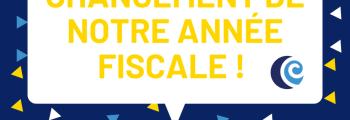 Changement d'année fiscale de l'Association des implantés cochléaires du Québec !