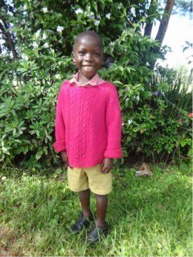 Tumaini Youth Center Boy