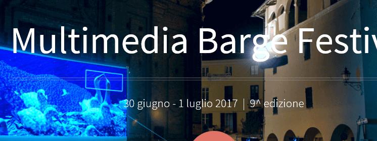 Multimedia Barge Festival