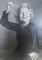 Marie Rambert - founder of Ballet Rambert - AAD's grandmother