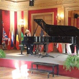 Aidan Mikdad @ Lagny-sur-Marne International Piano Competition 2014