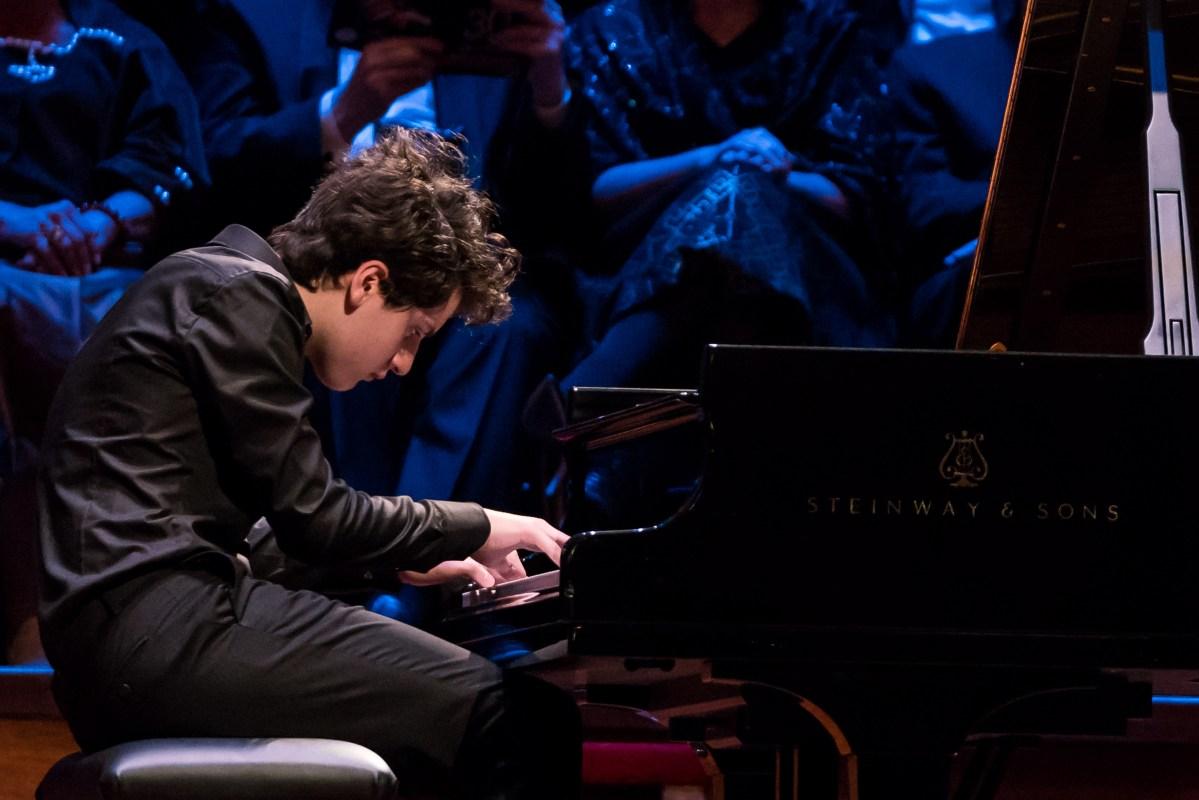 Aidan Mikdad @ Verbier Festival Academy 2017