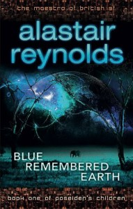 Blue Remembered Earth : remembered, earth, Review, Remembered, Earth, Alastair, Reynolds, Dribble
