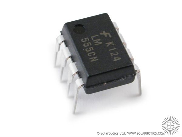 The 555 Timer Is An Integrated Circuit That Can Be Used To Produce