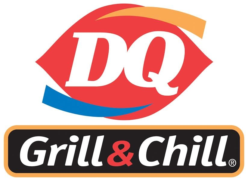 Special Thanks to Dairy Queen Exeter 2015 & 2016
