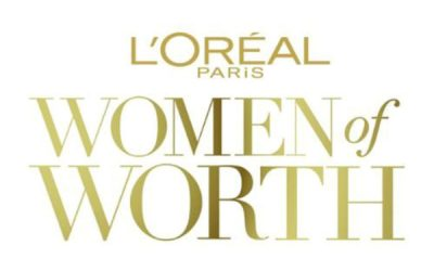 Christy Silva is a 2018 Honoree and Finalist for L'Oréal Paris #WomenofWorth