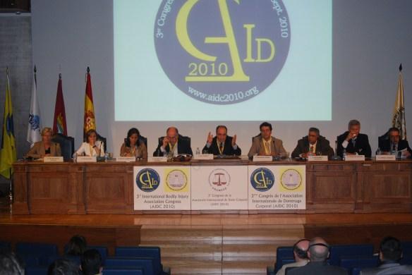 Congrès de AIDC de 2010