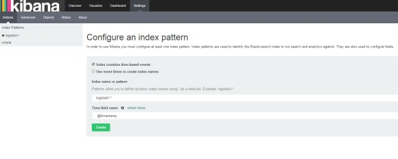 kibana-index-pattern
