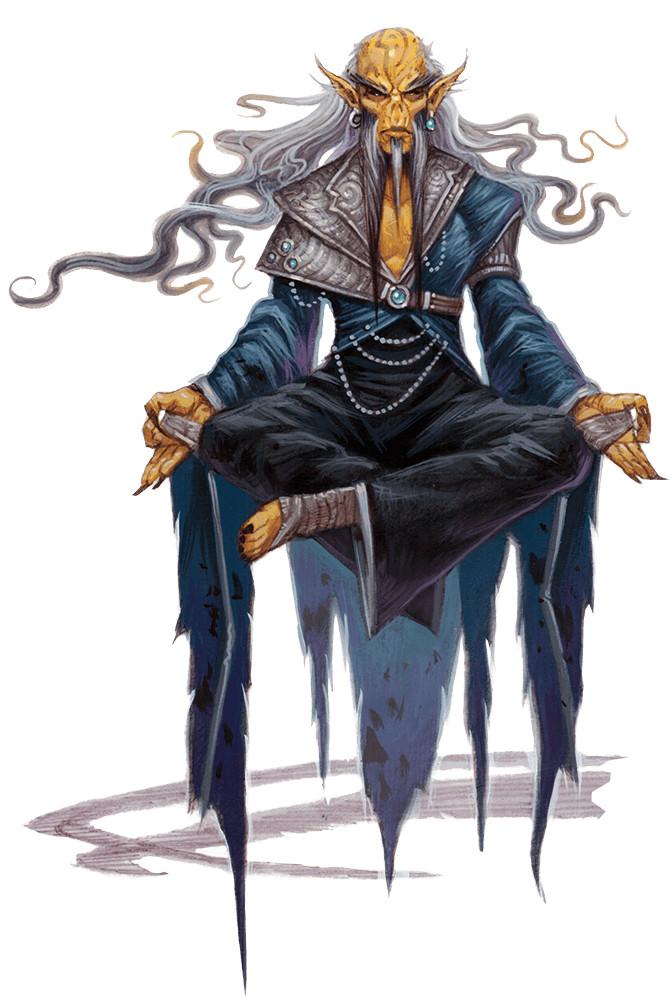 Githzerai : githzerai, Githzerai, Enlightned, Monster, Dungeons, Dragons