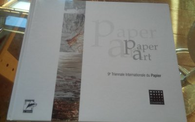 Paper Art – Triennale Internationale du Papier