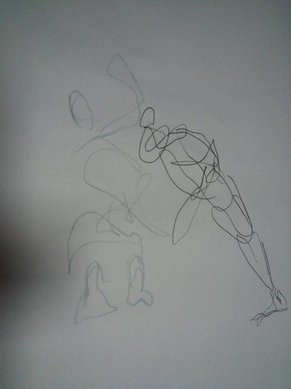 dessin papier