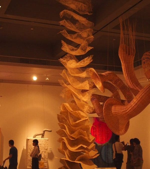 China Fiber Art – From Lausanne to Beijing