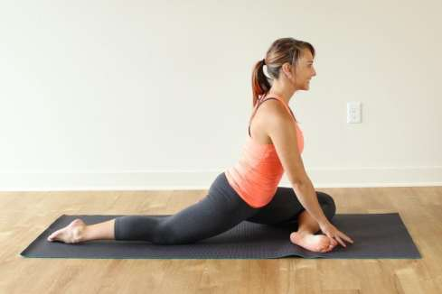 Is there is any effective method in yoga for curing knock knee? 12
