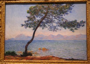 Antibes, Claude Monet, 1888, oil on canvas