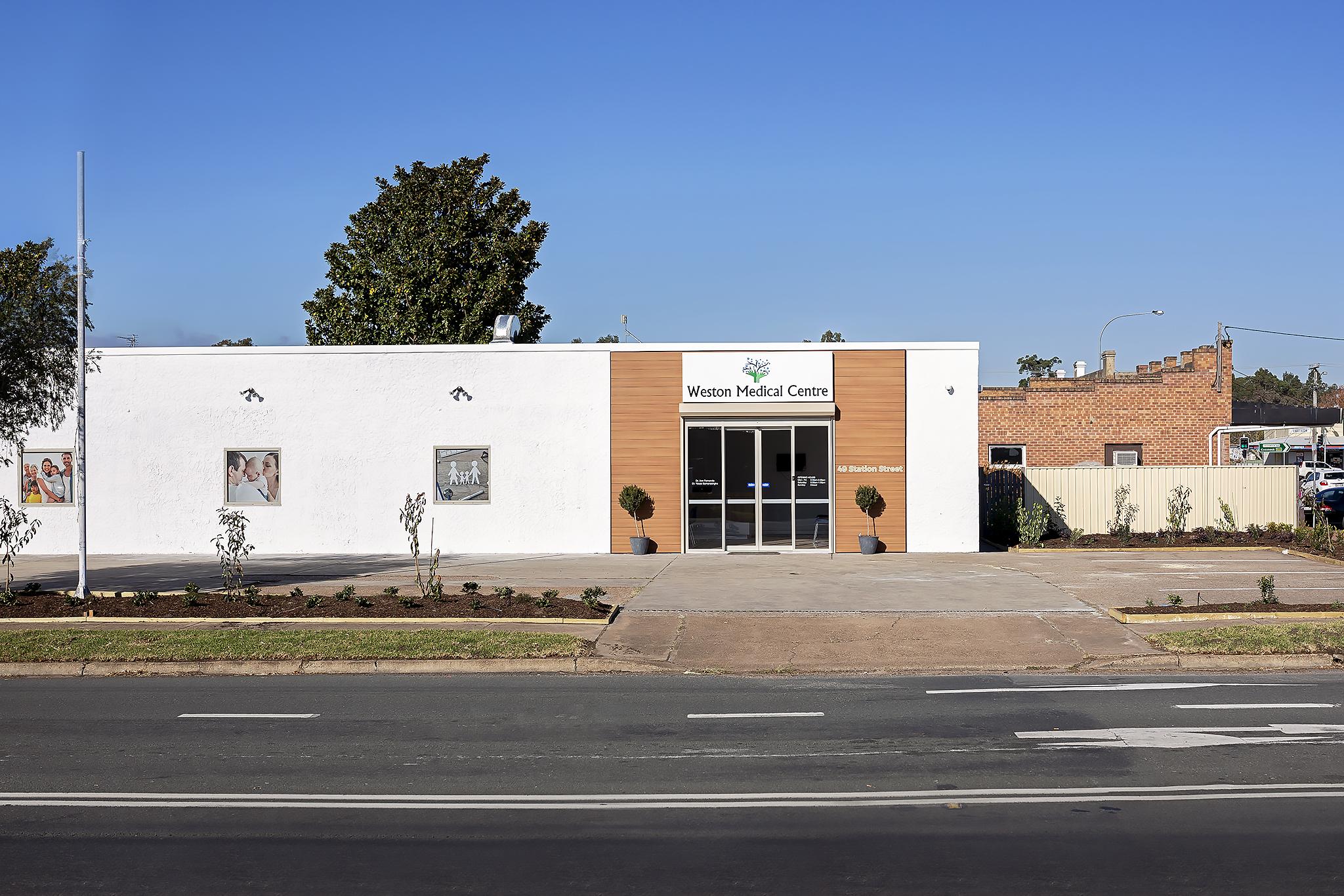 weston medical centre