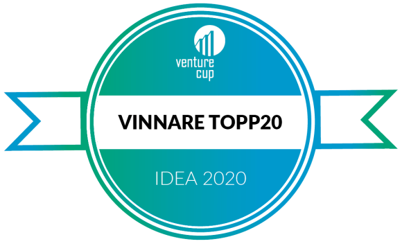 Winners of Venture Cup Topp20-2020