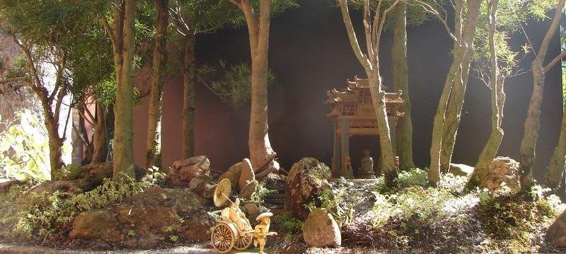 Floresta de Eugênias (detalhe)