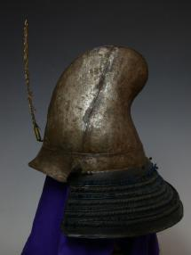 Edo_Samurai_Helmet_Jingasa_0645