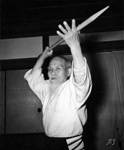 iwama dojo 1957