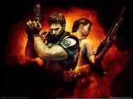 Resident Evil 5-Chriis & Sheva