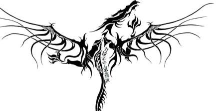 chinese-tribal-tattoo-design