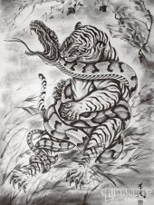 1003_lrap_22_o tattoo_artist_horiyoshi_iii tiger_and_snake