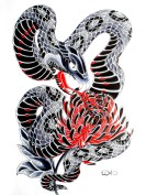 Snakes_tattoo_145