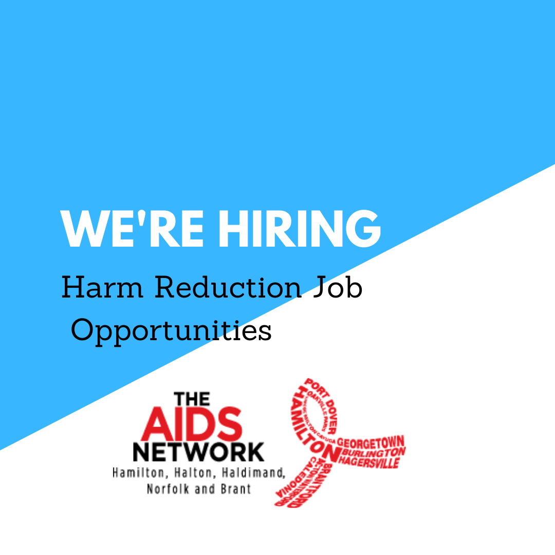 We Re Hiring Harm Reduction Job Opportunities At The Aids