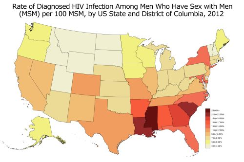 small resolution of state msm diagnosed hiv prevalence for aidsvu