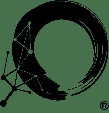 neopulse logo bw 376 × 390