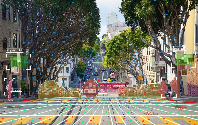 AI in Advance Imaging - lidar