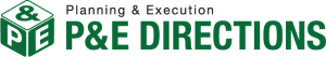 Enterprise AI Partner - P&E Directions Logo