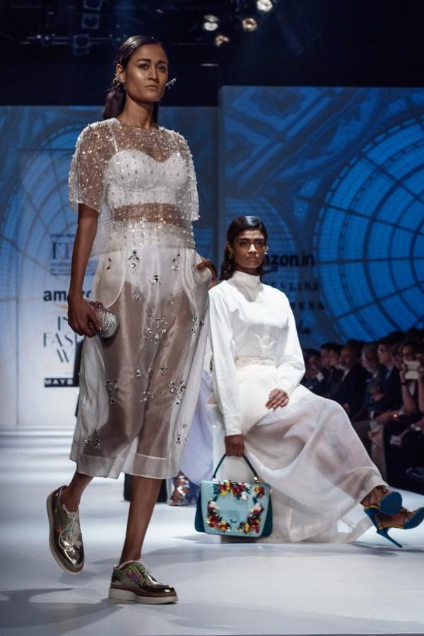India Fashion Week Ss17 Italian Show