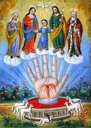 santeria mano di dio