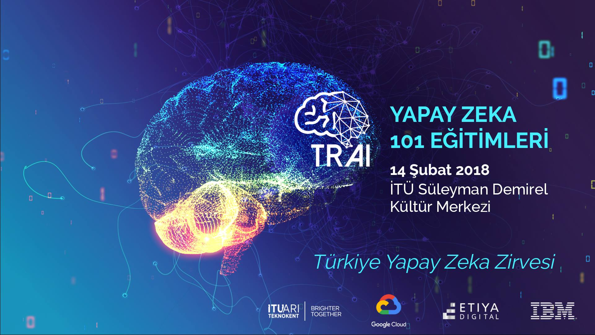 TRAI AI Summit: AI and Ethics Workshop – 14.2.2018
