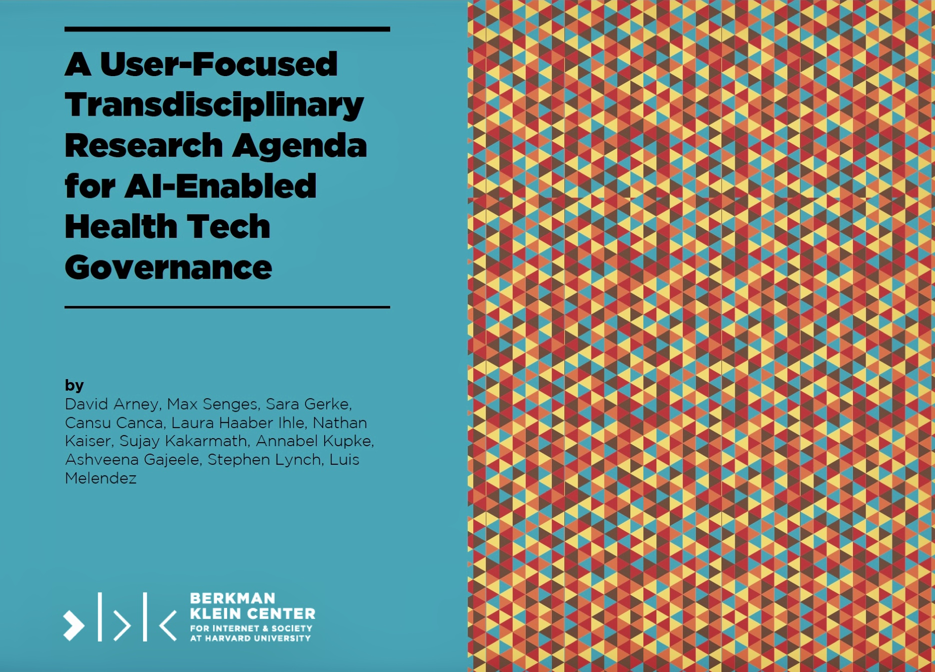 Research Agenda for Designing AI-Health Coaches – by AI Ethics Lab & Harvard Law School