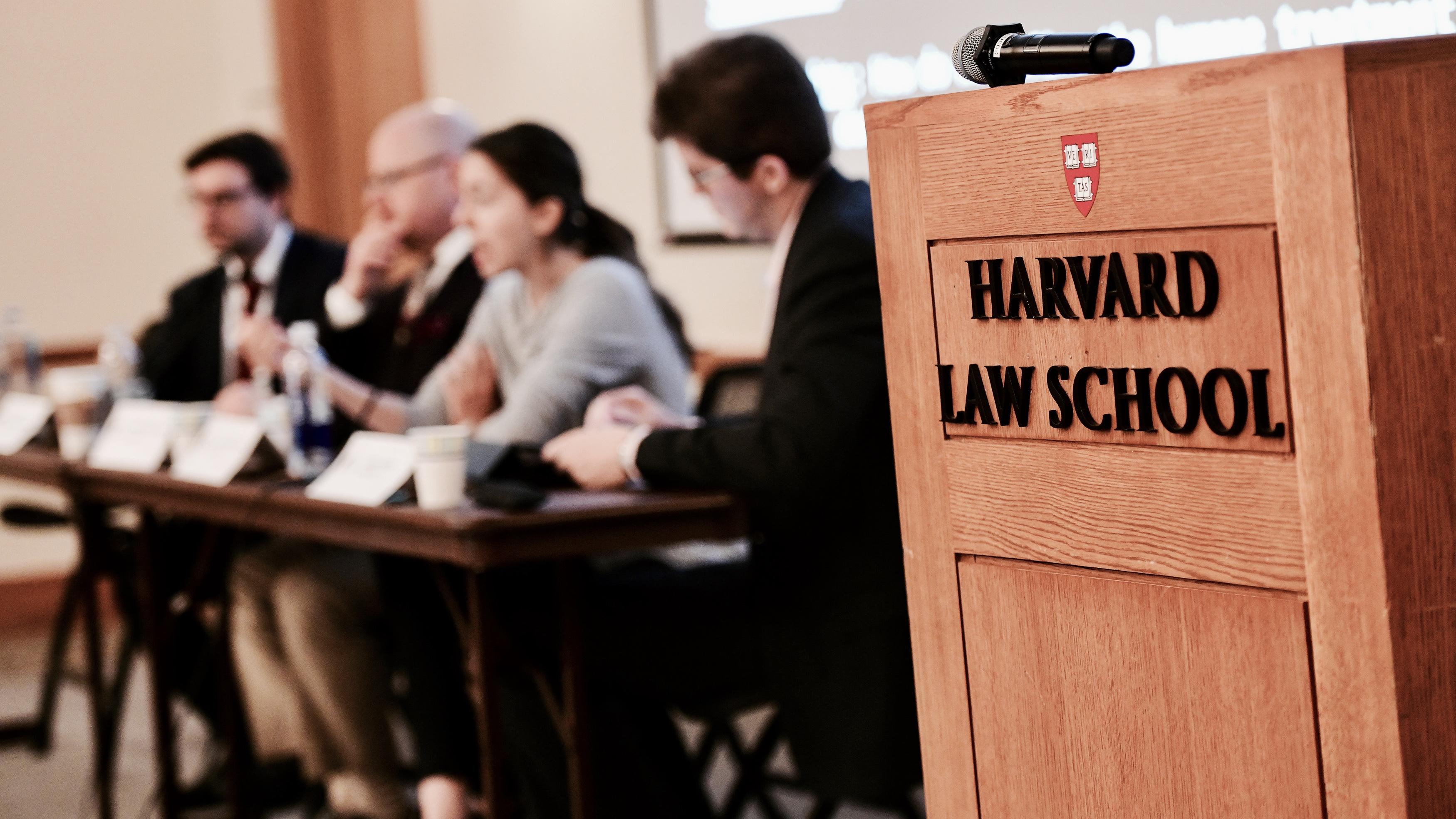Harvard Law School, Brazil Legal Symposium – 8-12.4.2019